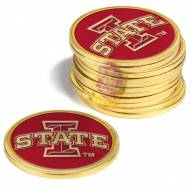 Iowa State Cyclones 12-Pack Golf Ball Markers