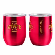 Iowa State Cyclones 16 oz. Gameday Stainless Curved Beverage Tumbler