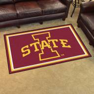 Iowa State Cyclones 4' x 6' Area Rug