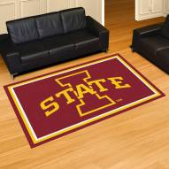 Iowa State Cyclones 5' x 8' Area Rug