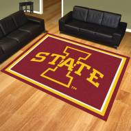 Iowa State Cyclones 8' x 10' Area Rug