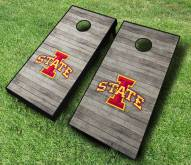 Iowa State Cyclones Cornhole Board Set