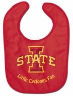 Iowa State Cyclones All Pro Little Fan Baby Bib