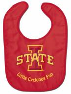 Iowa State Cyclones All Pro Little Fan Baby Bib