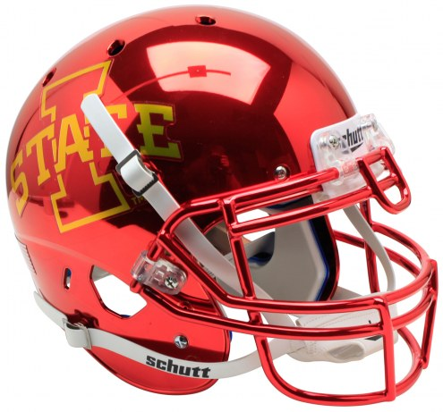 Iowa State Cyclones Alternate 4 Schutt XP Authentic Full Size Football Helmet