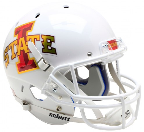 Iowa State Cyclones Alternate 6 Schutt XP Collectible Full Size Football Helmet