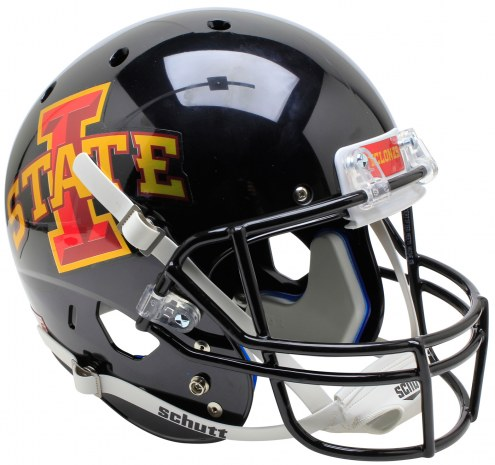 Iowa State Cyclones Alternate 7 Schutt XP Collectible Full Size Football Helmet