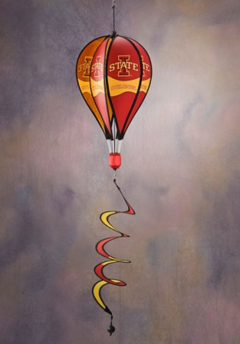 Iowa State Cyclones Balloon Wind Spinner