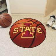 Iowa State Cyclones Basketball Mat