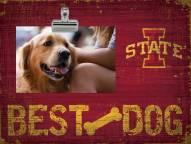 Iowa State Cyclones Best Dog Clip Frame