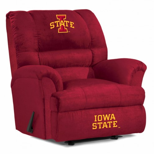 Iowa State Cyclones Big Daddy Recliner