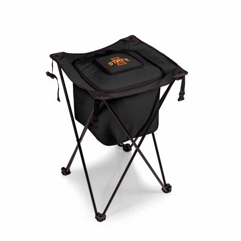 Iowa State Cyclones Black Sidekick Portable Cooler
