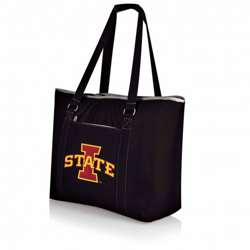 Iowa State Cyclones Black Tahoe Beach Bag
