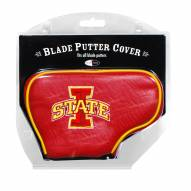 Iowa State Cyclones Blade Putter Headcover