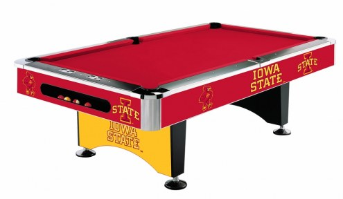 Iowa State Cyclones College Pool Table