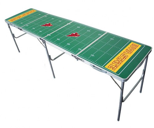 Iowa State Cyclones College Tailgate Table