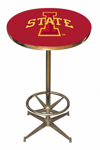Iowa State Cyclones College Team Pub Table