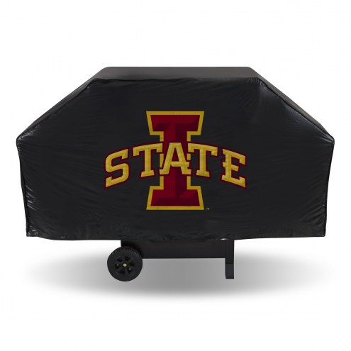 Iowa State Cyclones College Vinyl Grill Cover