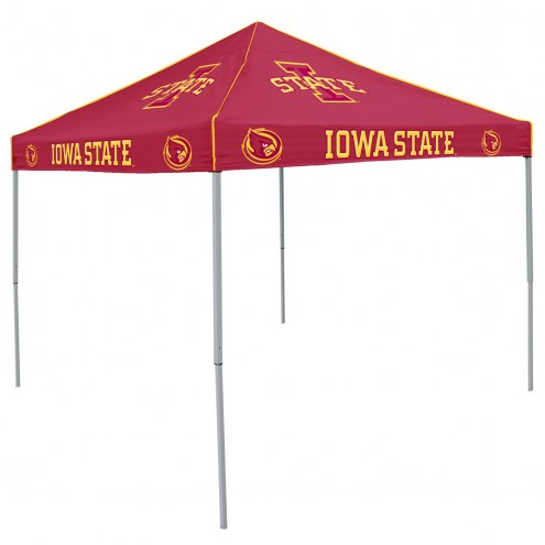 Iowa State Cyclones 9' x 9' Colored Tailgate Canopy Tent