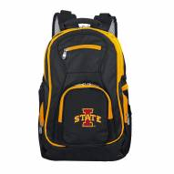 NCAA Iowa State Cyclones Colored Trim Premium Laptop Backpack