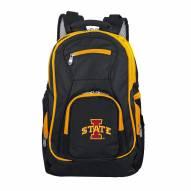 NCAA Iowa State Cyclones Colored Trim Premium Laptop Backpack