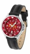 Iowa State Cyclones Competitor AnoChrome Women's Watch - Color Bezel