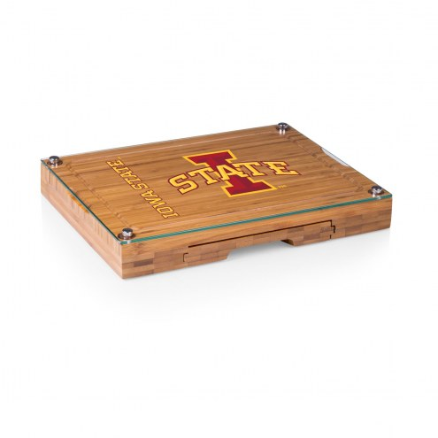 Iowa State Cyclones Concerto Bamboo Cutting Board