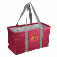 Iowa State Cyclones Crosshatch Picnic Caddy