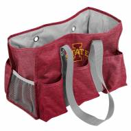 Iowa State Cyclones Crosshatch Weekend Bag