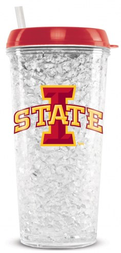 Iowa State Cyclones Crystal Freezer Tumbler