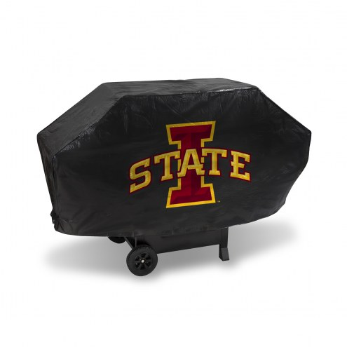 Iowa State Cyclones Deluxe Padded Grill Cover
