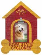 Iowa State Cyclones Dog Bone House Clip Frame