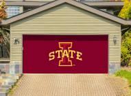 Iowa State Cyclones Double Garage Door Banner