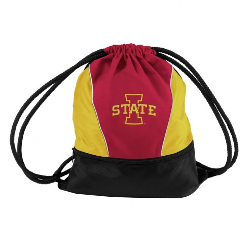 Iowa State Cyclones Drawstring Bag