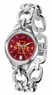 Iowa State Cyclones Eclipse AnoChrome Women's Watch