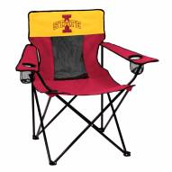 Iowa State Cyclones Elite Tailgating Chair