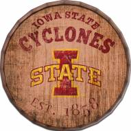 "Iowa State Cyclones Established Date 16"" Barrel Top"