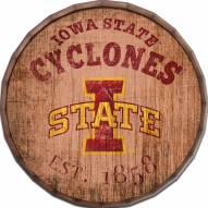"Iowa State Cyclones Established Date 24"" Barrel Top"