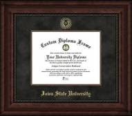 Iowa State Cyclones Executive Diploma Frame