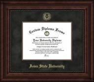 Iowa State Cyclones Executive Diploma Frame