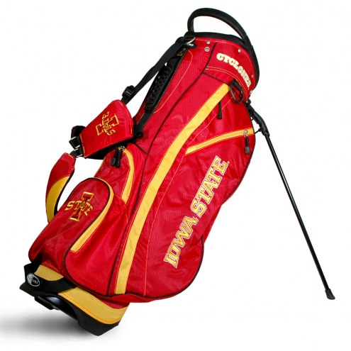 Iowa State Cyclones Fairway Golf Carry Bag