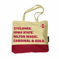 Iowa State Cyclones Favorite Things Tote