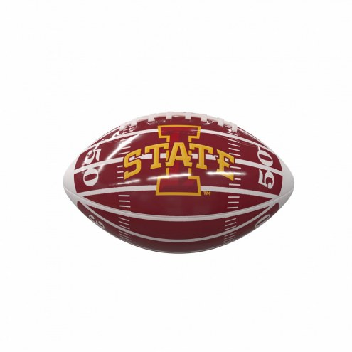 Iowa State Cyclones Field Mini Glossy Football