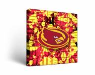 Iowa State Cyclones Fight Song Canvas Wall Art
