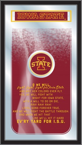 Iowa State Cyclones Fight Song Mirror