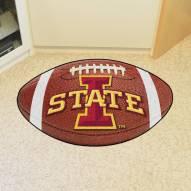 Iowa State Cyclones Football Floor Mat