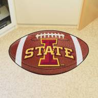 Iowa State Cyclones Football Floor Mat