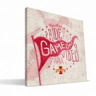Iowa State Cyclones Gameday Vibes Canvas Print