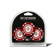Iowa State Cyclones Golf Chip Ball Markers