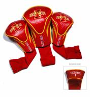 Iowa State Cyclones Golf Headcovers - 3 Pack